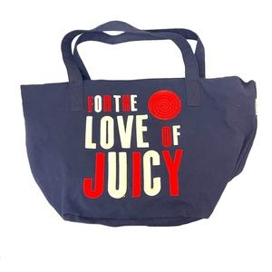 Juicy Couture For the Love Of Juicy Tote